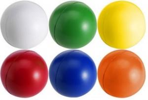 Antistress-Ball - 54 Stück inklusive Druck
