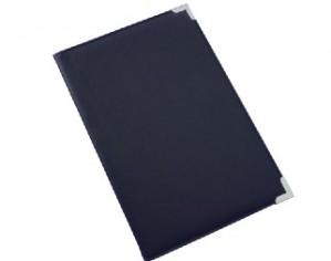 Dokumentenmappe A4-Format   - 8 Stück inklusive einfarbiger Druck