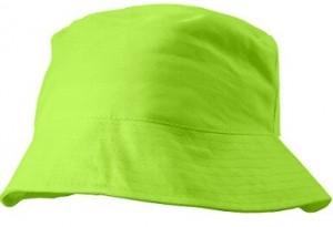 Sonnenhut aus Baumwolle - 30 Stück inklusive einfarbiger Druck