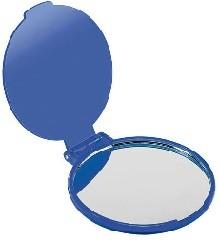 Taschenspiegel gefrostet - 100 Stück inklusive einfarbiger Druck