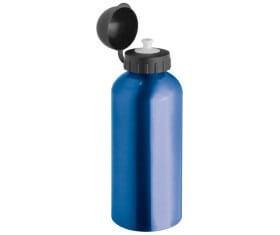Alu-Trinkflasche mit Sportverschluss - 20 Stück inklusive Gravur