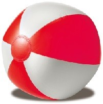 Wasserball Werbeset - 40 Stück inklusive einfarbiger Druck