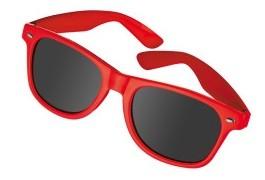 Brille inklusive Werbeaufdruck