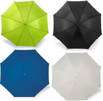 Werbe-Schirm mit Logo günstig