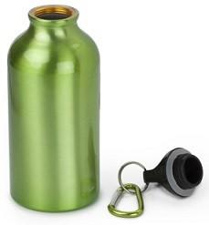 Flasche mit Karabinerhaken