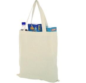 Werbeset Baumwollttasche mit Druck