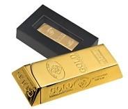 Werbefeuerzeug Goldbarren preiswert kaufen