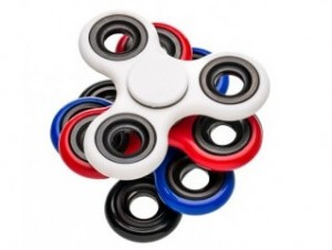 Fidget Spinner geringe Bestellmenge mit Logo bedruckt