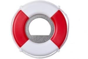 Flaschenöffner Rettungsring preiswert mit Logo
