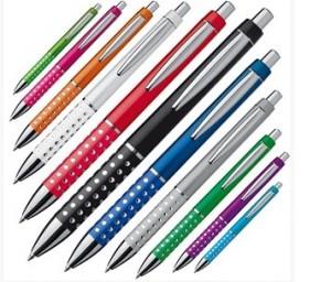 Werbe-Kugelschreiber in vielen Farben inklusive Druckkosten