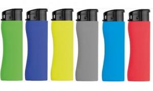 Elektronische Feuerzeug mit Logo ab geringen Mengen